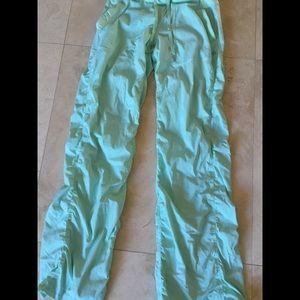 Lululemon size 4 dance studio pants- older style